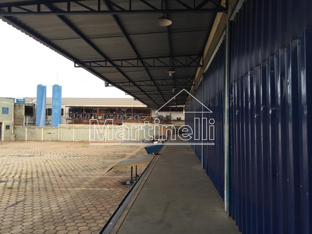 Alugar Imóvel Comercial / Galpão / Barracão / Depósito em Ribeirão Preto apenas R$ 17.000,00 - Foto 4