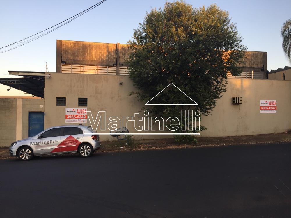 Alugar Imóvel Comercial / Galpão / Barracão / Depósito em Ribeirão Preto apenas R$ 17.000,00 - Foto 2