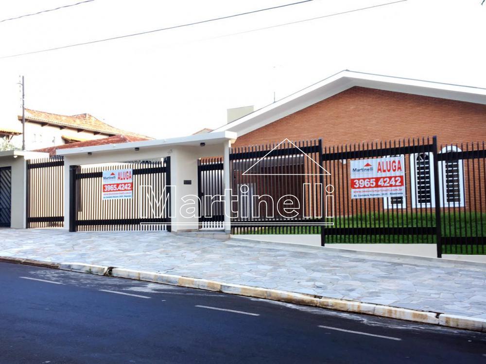 Alugar Casa / Padrão em Ribeirão Preto. apenas R$ 5.400,00