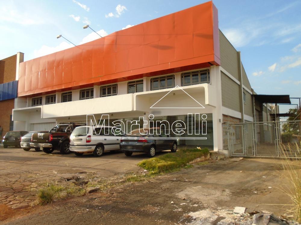 Alugar Imóvel Comercial / Galpão / Barracão / Depósito em Ribeirão Preto apenas R$ 28.500,00 - Foto 1