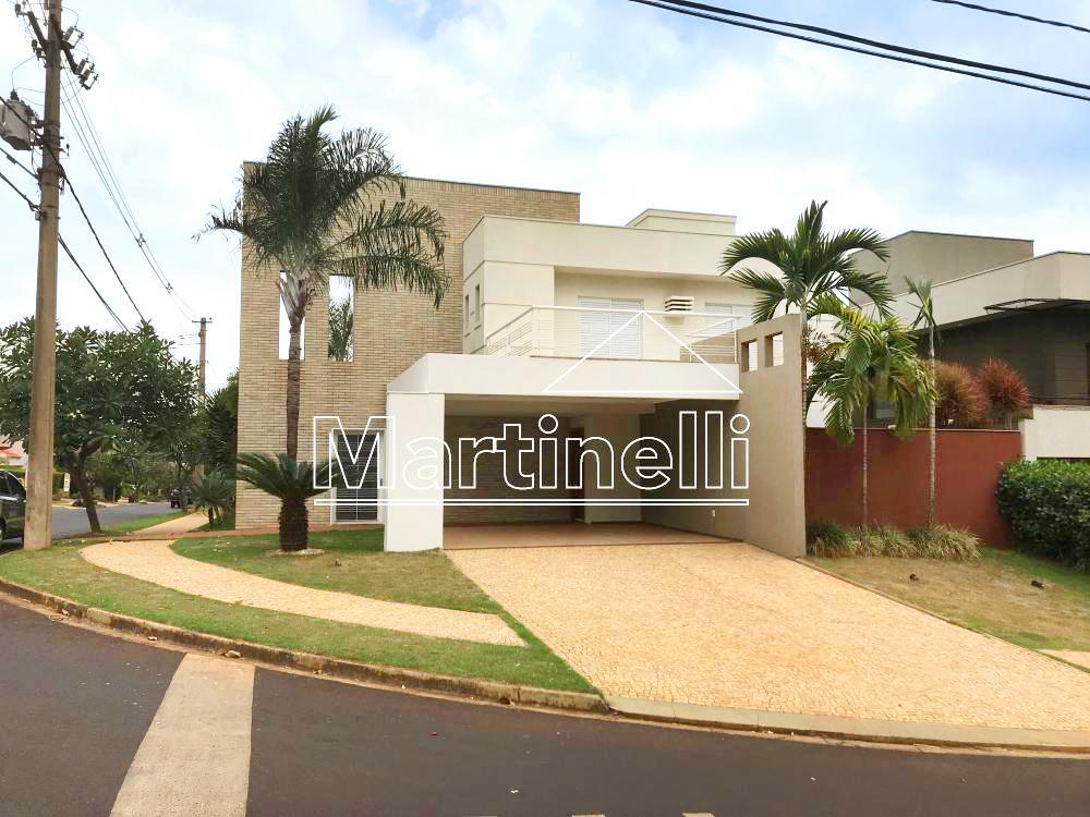 Alugar Casa / Condomínio em Ribeirão Preto apenas R$ 5.100,00 - Foto 1
