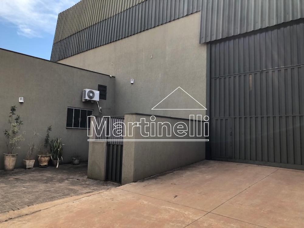 Alugar Imóvel Comercial / Galpão / Barracão / Depósito em Jardinópolis apenas R$ 7.800,00 - Foto 3