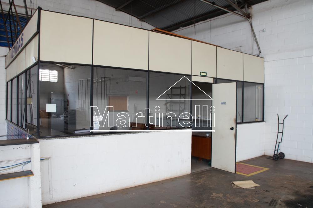 Alugar Imóvel Comercial / Galpão / Barracão / Depósito em Ribeirão Preto apenas R$ 6.000,00 - Foto 9