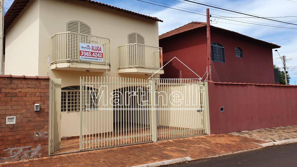 Alugar Casa / Padrão em Jardinópolis apenas R$ 1.500,00 - Foto 1