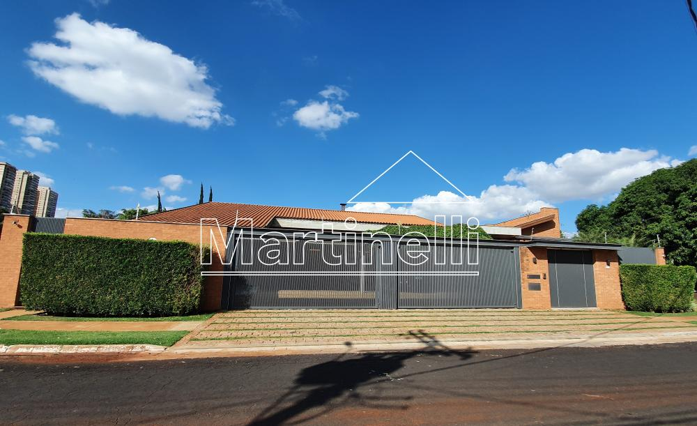 Ribeirao Preto Casa Venda R$5.000.000,00 4 Dormitorios 4 Suites Area do terreno 2000.00m2 Area construida 630.00m2