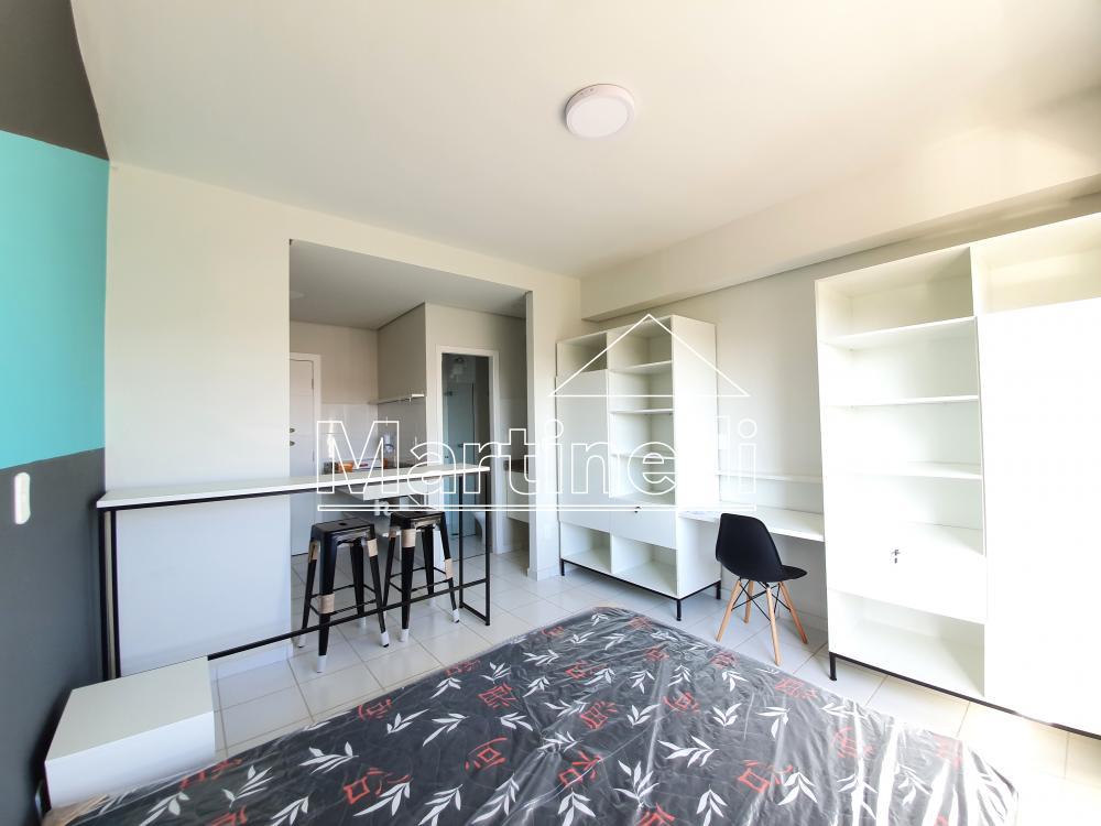 Alugar Apartamento / Kitnet/Flat em Ribeirão Preto R$ 1.100,00 - Foto 1