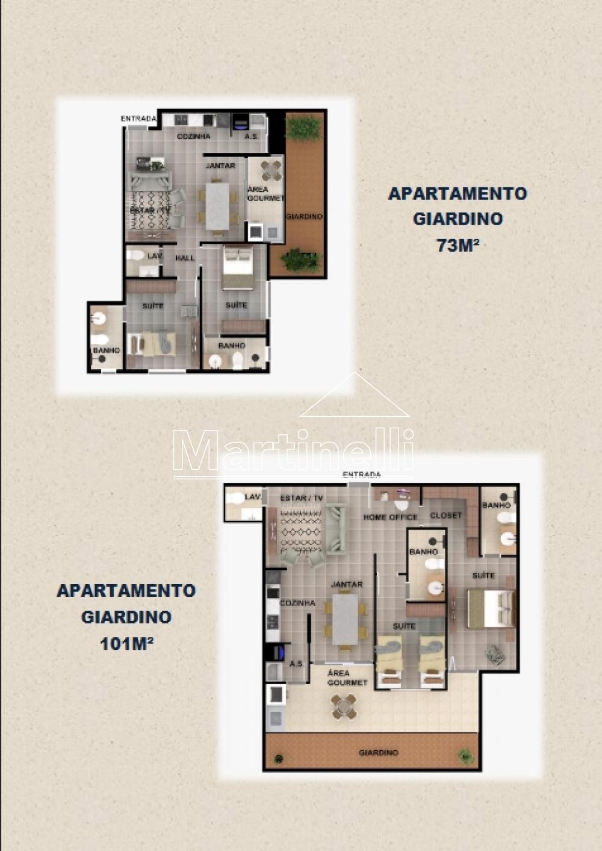 Comprar Apartamento / Padrão em Ribeirão Preto R$ 299.900,00 - Foto 4