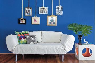 7 maneiras de pendurar quadros sem furar a parede