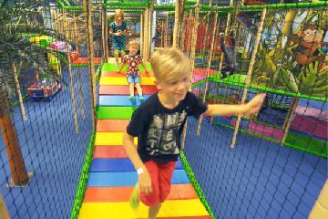 Os melhores brinquedos de playground para condomínios