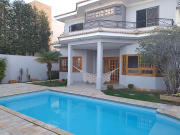 Ribeir�o Preto Jardim Bot�nico Casa Locacao R$ 7.500,00 Condominio R$1.200,00 4 Dormitorios 4 Suites Area do terreno 504.00m2 Area construida 380.00m2