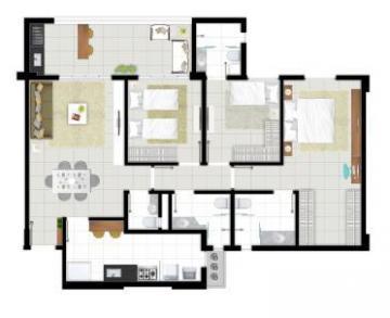 Apartamento / Padrão em Bonfim Paulista , Comprar por R$650.000,00