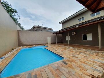 Bonfim Paulista Cond. Santa Monica I Casa Locacao R$ 5.300,00 Condominio R$1.200,00 4 Dormitorios 4 Vagas Area do terreno 553.00m2 Area construida 400.00m2